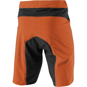 Löffler Tourano Comfort Stretch Light Bike Shorts Herren safran